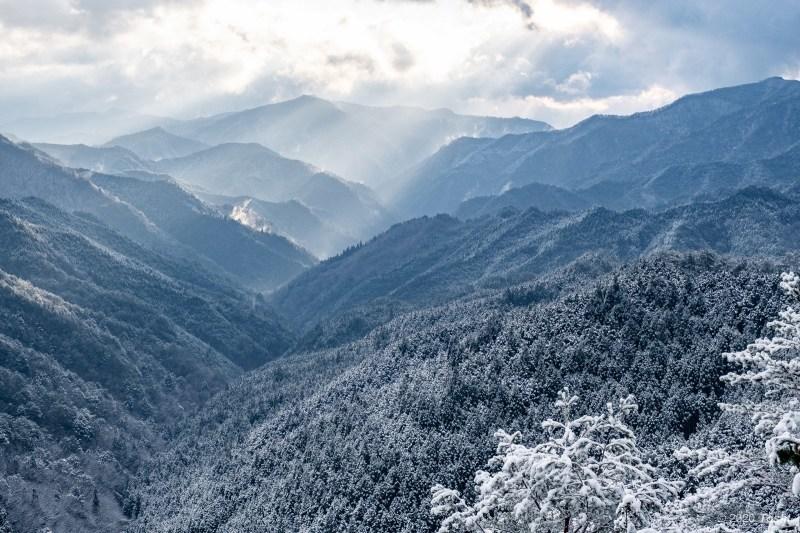 待望の雪 野迫川_c0350572_11545901.jpg
