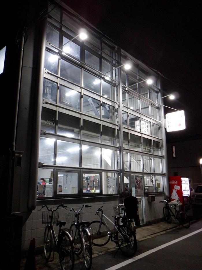 ◆ナイトランニング ~飲み屋の下見で住之江区から西成区へ~_f0238779_16185547.jpg