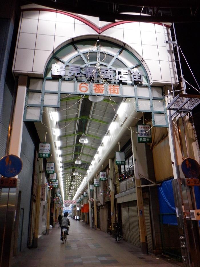 ◆ナイトランニング ~飲み屋の下見で住之江区から西成区へ~_f0238779_16220594.jpg