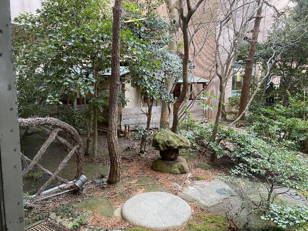 ホテルイカヤの庭!_e0065084_20465690.jpg