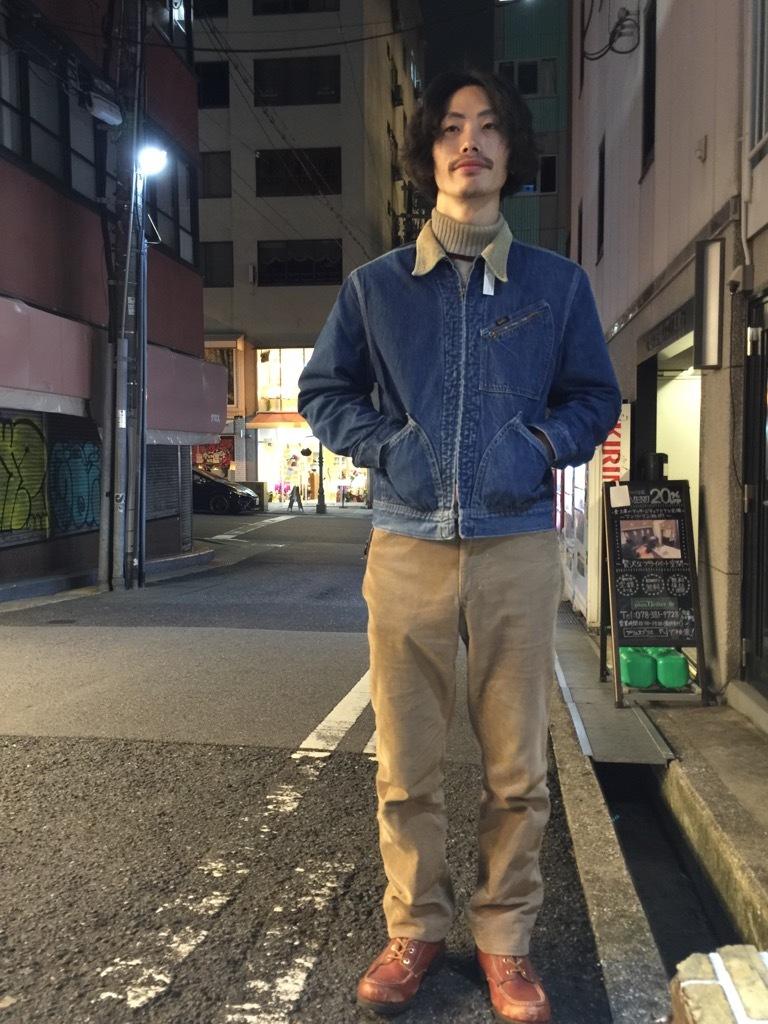 マグネッツ神戸店 1/22(水)Vintage入荷! #3 WorkItem Part2!!!_c0078587_20252895.jpg