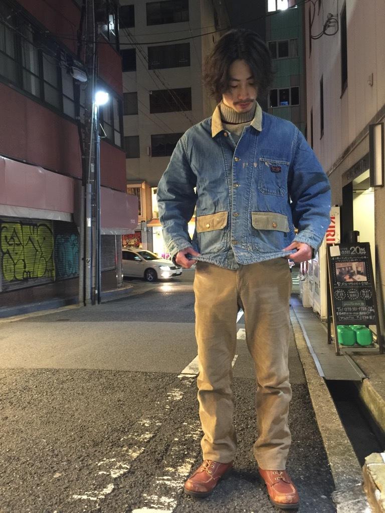 マグネッツ神戸店 1/22(水)Vintage入荷! #4 Work Item Part3!!!_c0078587_20302433.jpg