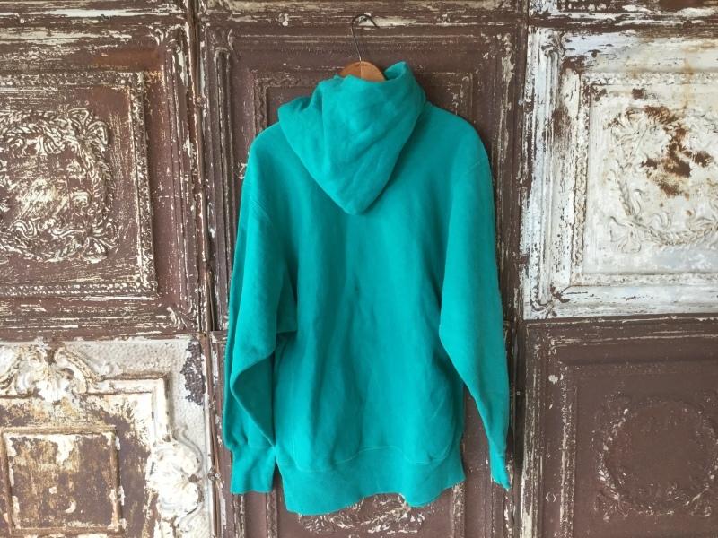 Champion Reverse Weave Hoody Emerald Green_c0226387_16332517.jpeg