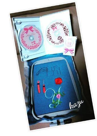 リボンワッペンと作りとインスタで発見したお客様の刺繍♡_a0370893_23180714.jpg
