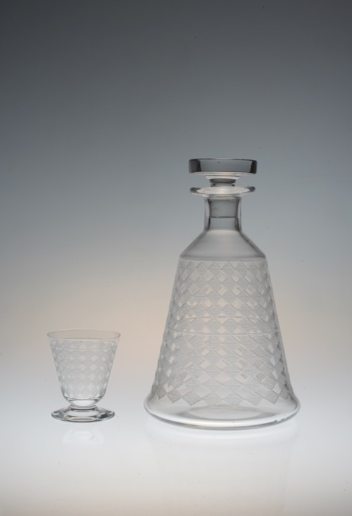 Baccarat Quiberon Decanter_c0108595_17155119.jpeg
