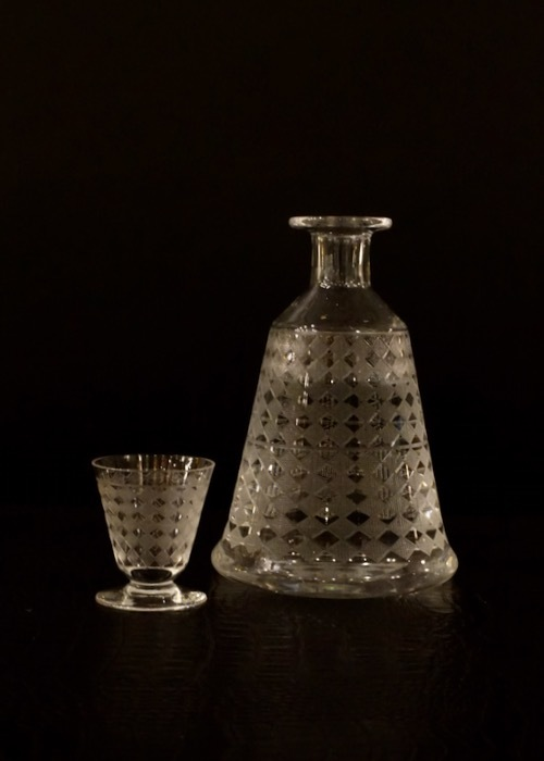 Baccarat Quiberon Decanter_c0108595_17175555.jpeg