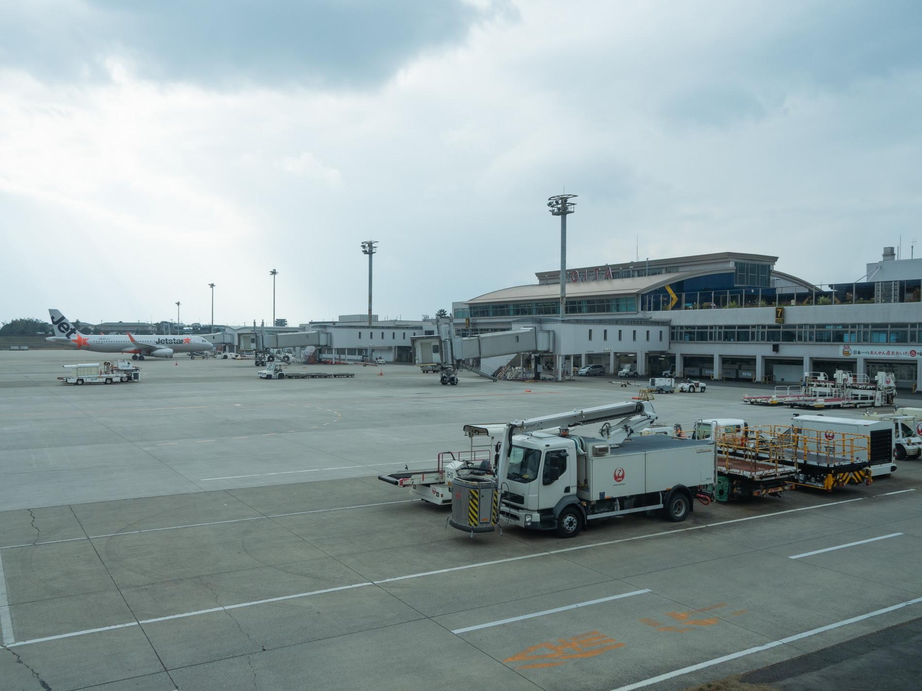 2020新年の旅24「臼杵・大分・松山」その1~今年も九州の待ち合わせ~_f0276498_09481607.jpg