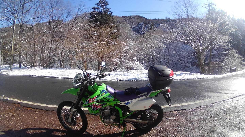 【散撮】雪道で・・・_f0141609_20504580.jpg