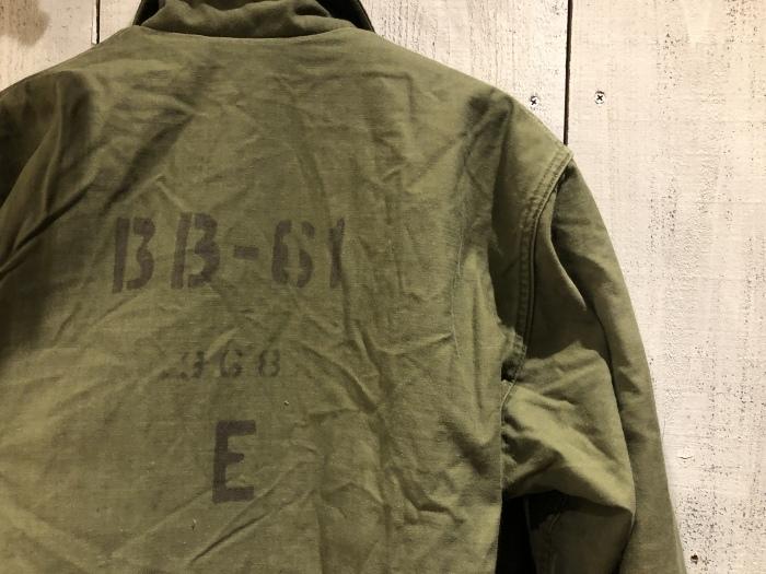U.S.Navy A-2Deck Jacket_b0247211_20491851.jpeg