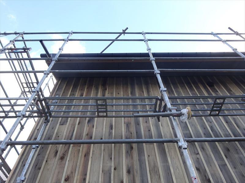仙北町の家 大工工事が進行中です!_f0105112_04254871.jpg