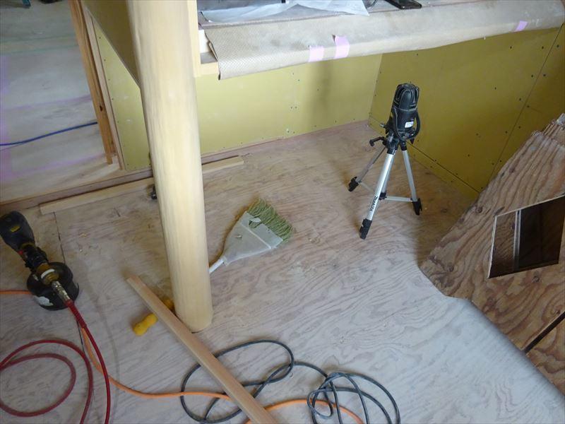 仙北町の家 大工工事が進行中です!_f0105112_04322177.jpg