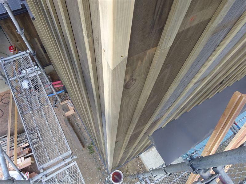 仙北町の家 大工工事が進行中です!_f0105112_04322195.jpg