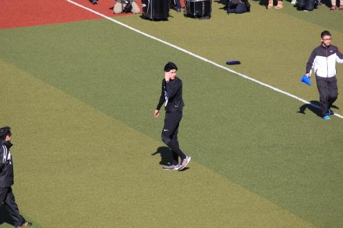 【佐々木朗希選手の練習を見に行ってきました。(ZOZOマリンスタジアム)】_f0215714_16292551.jpg