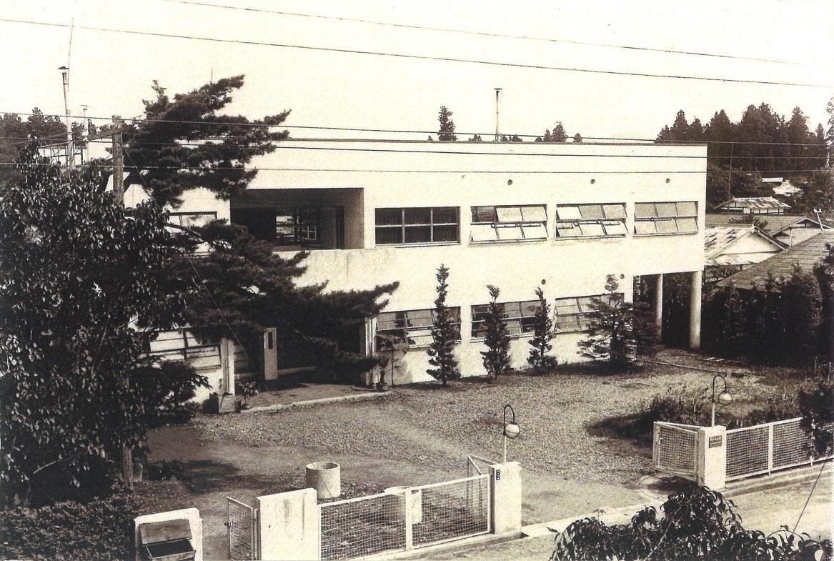 前川國男 近代建築を巡る その1  木村産業研究所 1932年_e0028417_23171246.jpg