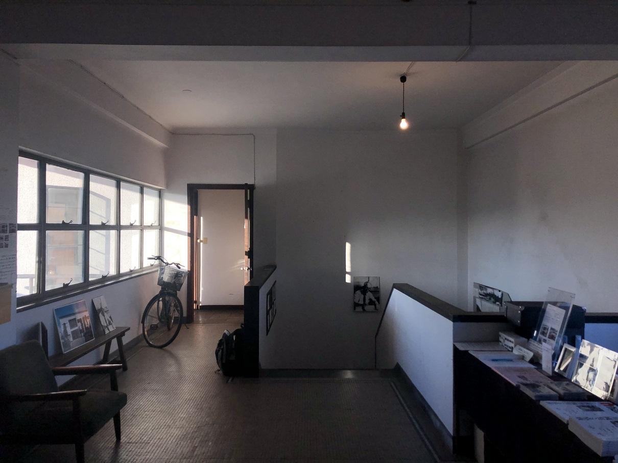 前川國男 近代建築を巡る その1  木村産業研究所 1932年_e0028417_23242200.jpg
