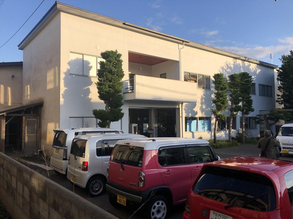 前川國男 近代建築を巡る その1  木村産業研究所 1932年_e0028417_23401492.jpg