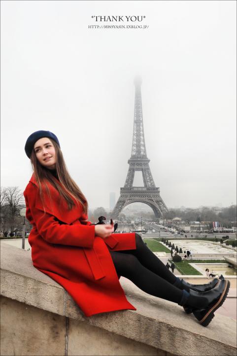 パリ憧憬_c0211922_22242565.jpg