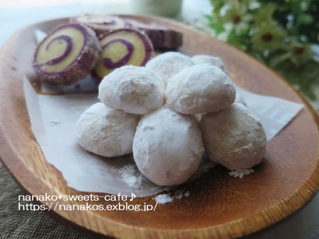 クッキー2種_d0147030_22543697.jpg