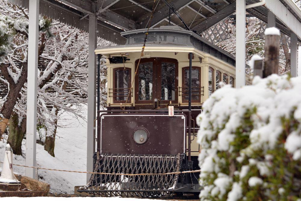 雪景色 2018年末 京都市電_e0373930_20070305.jpg