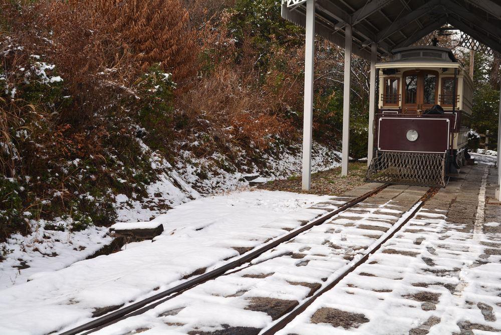 雪景色 2018年末 京都市電_e0373930_20070317.jpg