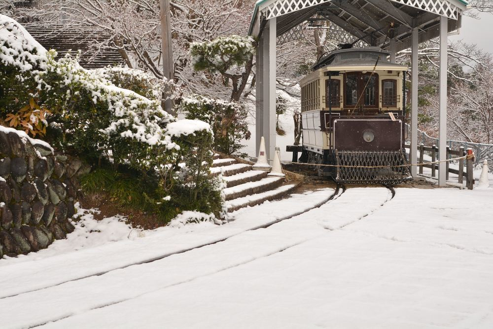 雪景色 2018年末 京都市電_e0373930_20070329.jpg