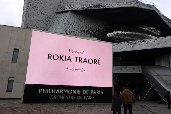 Rokia Traore at Philharmonie de Paris 2020_d0010432_17555786.jpg