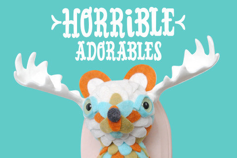 1/24~2/5 Horrible Adorablesさん exhibition  開催のお知らせ_f0010033_12063779.jpg