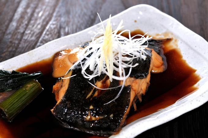 メシ通『魚介を使った簡単レシピ 』☆ カレイを簡単!美味しく煮付けます!_d0069838_13460814.jpg