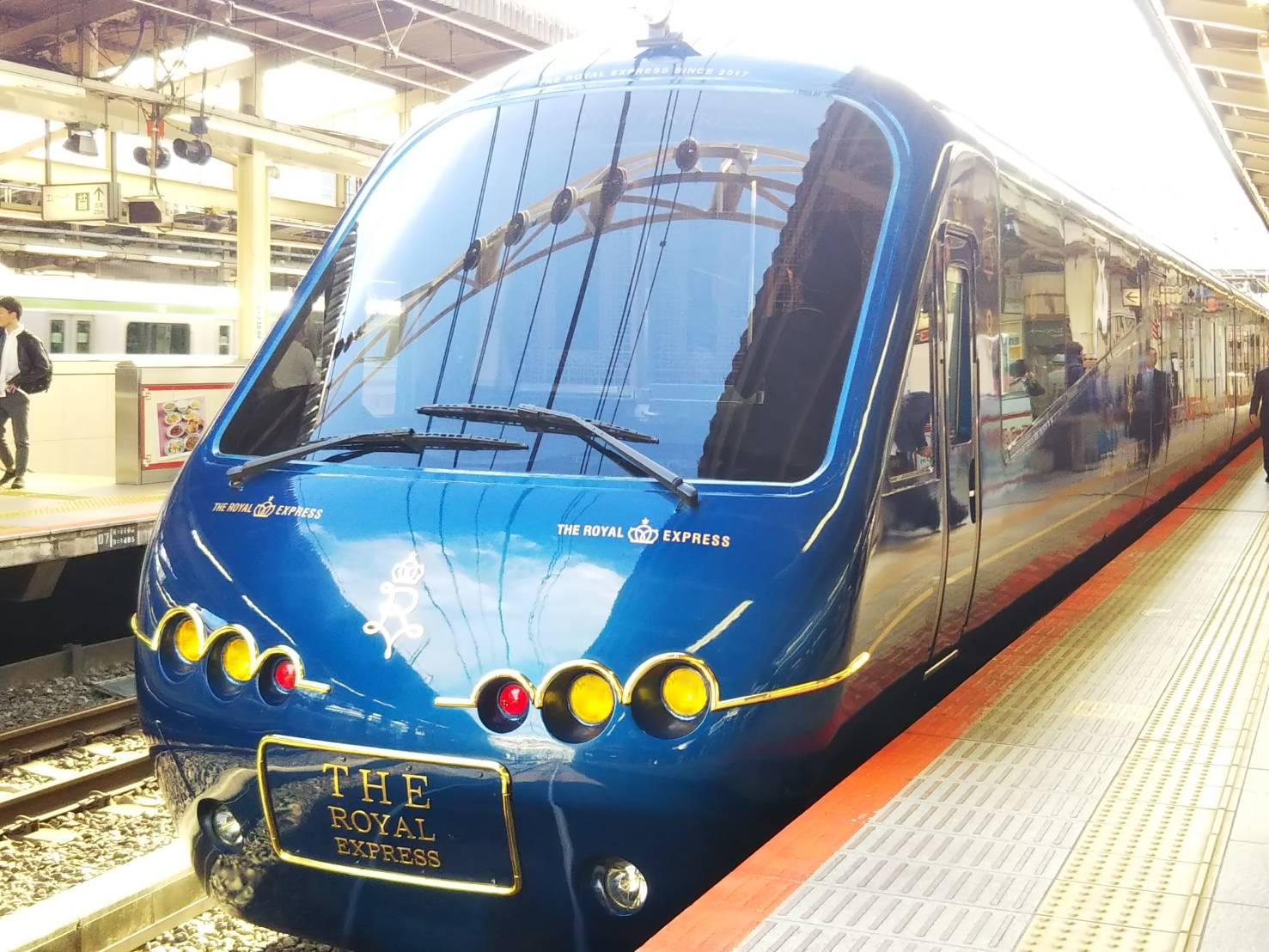 THE ROYAL EXPRESS ~HOKKAIDO CRUISE TREIN~_d0109042_21415636.jpg
