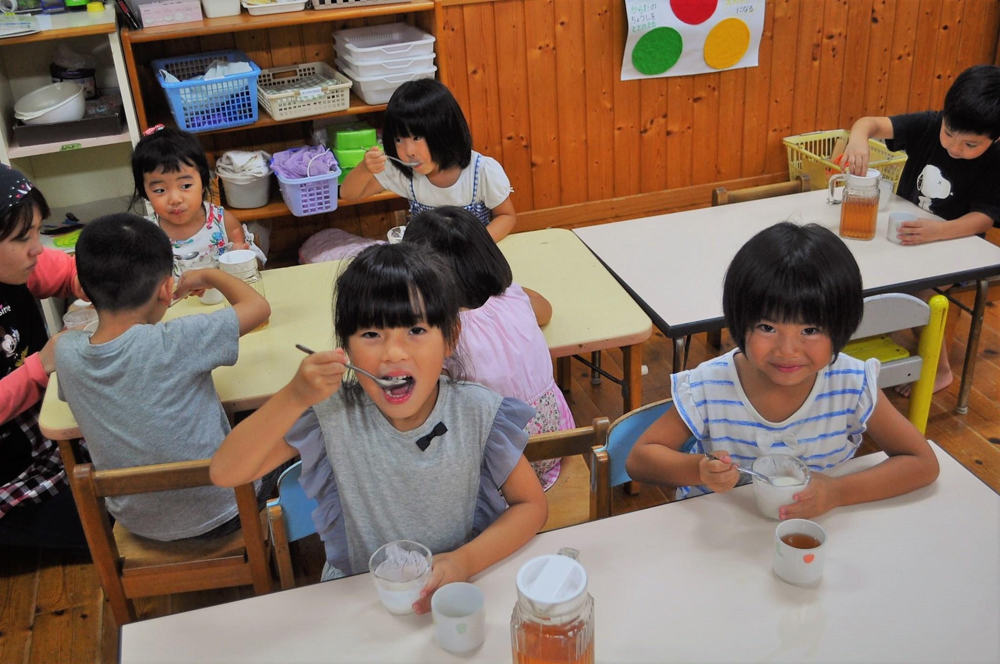8月の幼児クラス_a0323443_16084034.jpg
