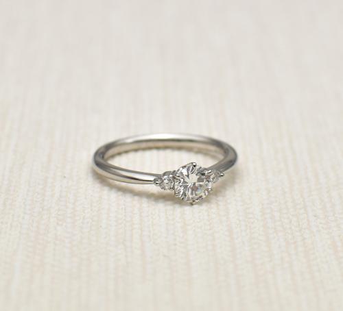 婚約指輪へのリフォーム_c0346851_12500201.jpg