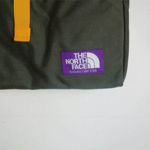 THE NORTH FACE PUPLE LABEL : Small Shoulder Bag_a0234452_15100182.jpg