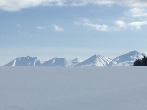 三段山でスノーシュー_e0326953_10573635.jpeg