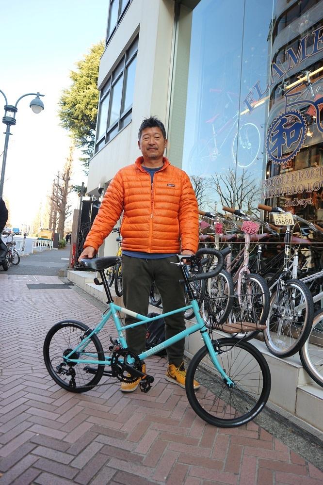1月20日 渋谷 原宿 の自転車屋 FLAME bike前です_e0188759_18432563.jpg