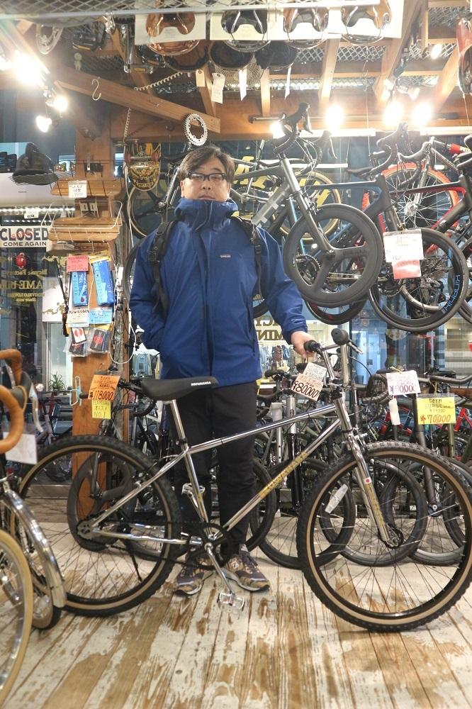 1月20日 渋谷 原宿 の自転車屋 FLAME bike前です_e0188759_18432739.jpg