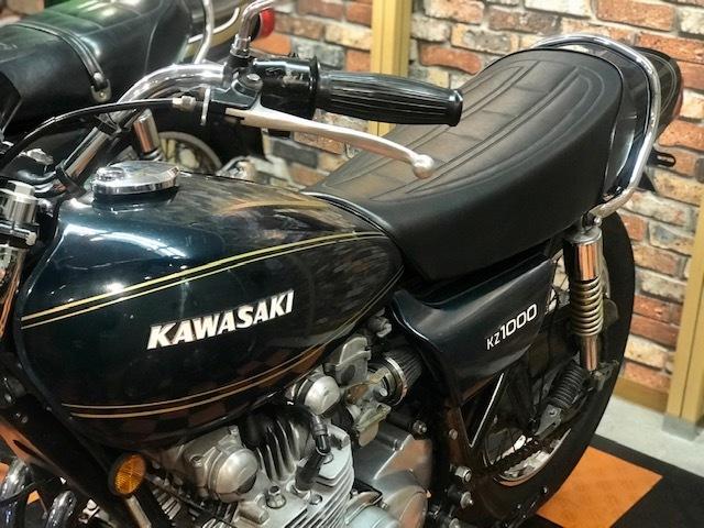 中古車両のご紹介(その4:カワサキ KZ1000A1 A5カラーモデル)_d0246961_16483253.jpg