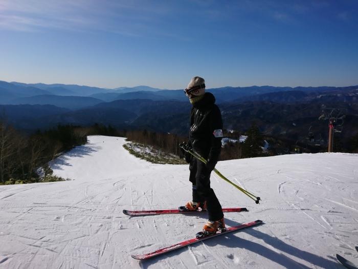 1月19日  木曽福島スキー場_f0223068_08212011.jpg