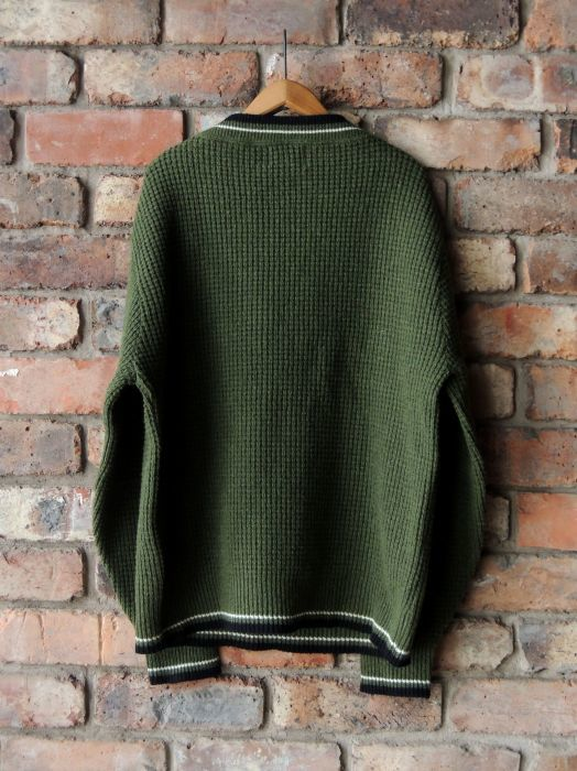 50S PENNEY\'S TOWN CRAFT WOOL KNIT SWEATER--RECOMMEND--_d0334976_13560614.jpg
