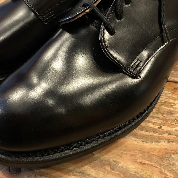 Dead Stock USN Service Shoes_c0146178_17281541.jpg