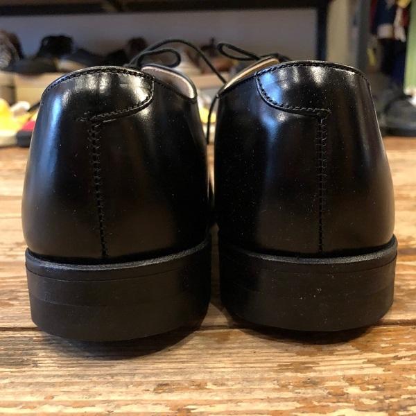 Dead Stock USN Service Shoes_c0146178_17283948.jpg