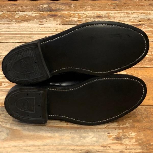 Dead Stock USN Service Shoes_c0146178_17301343.jpg