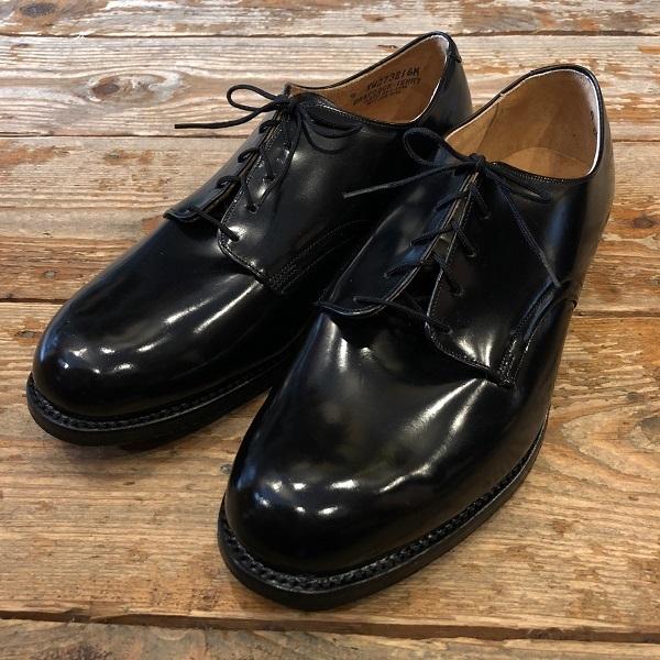 Dead Stock USN Service Shoes_c0146178_17304562.jpg