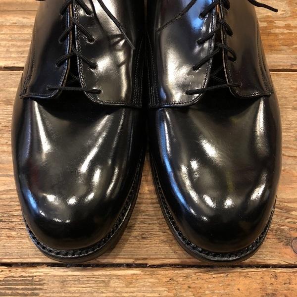 Dead Stock USN Service Shoes_c0146178_17305658.jpg