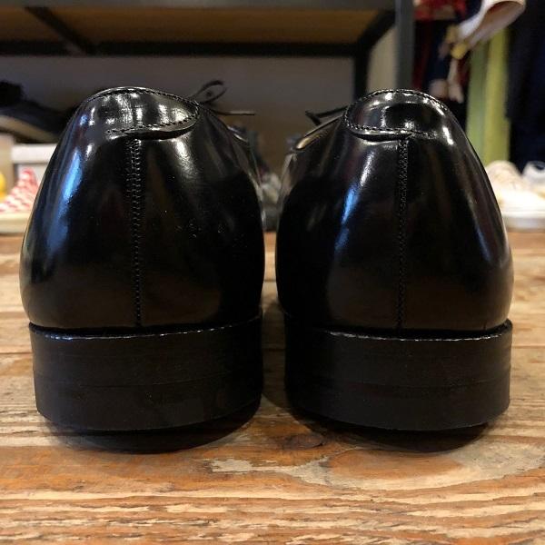 Dead Stock USN Service Shoes_c0146178_17313302.jpg