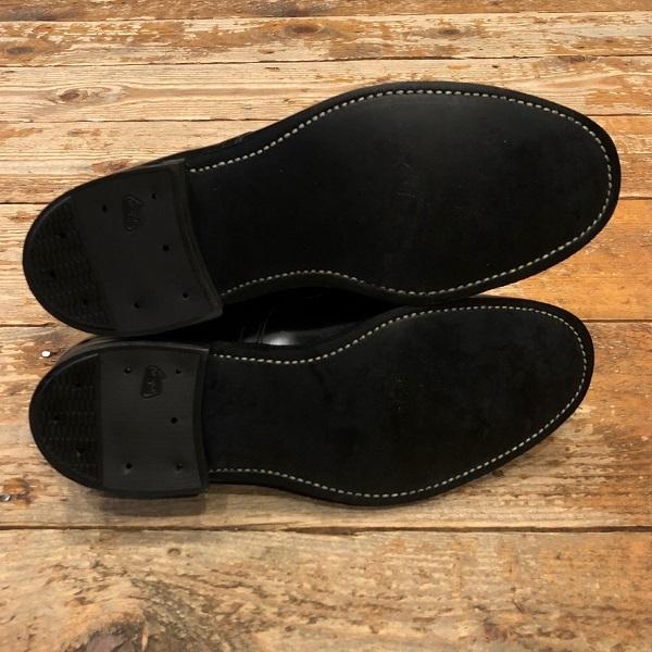 Dead Stock USN Service Shoes_c0146178_17314761.jpg