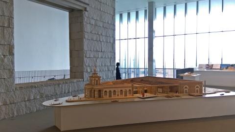 ◆『Ando Gallery』安藤忠雄コーナー・・・兵庫県立美術館_e0154682_00040666.jpg