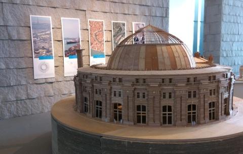 ◆『Ando Gallery』安藤忠雄コーナー・・・兵庫県立美術館_e0154682_00070397.jpg