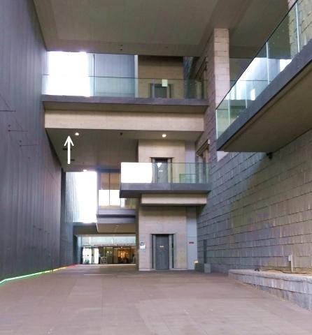 ◆『Ando Gallery』安藤忠雄コーナー・・・兵庫県立美術館_e0154682_00191708.jpg