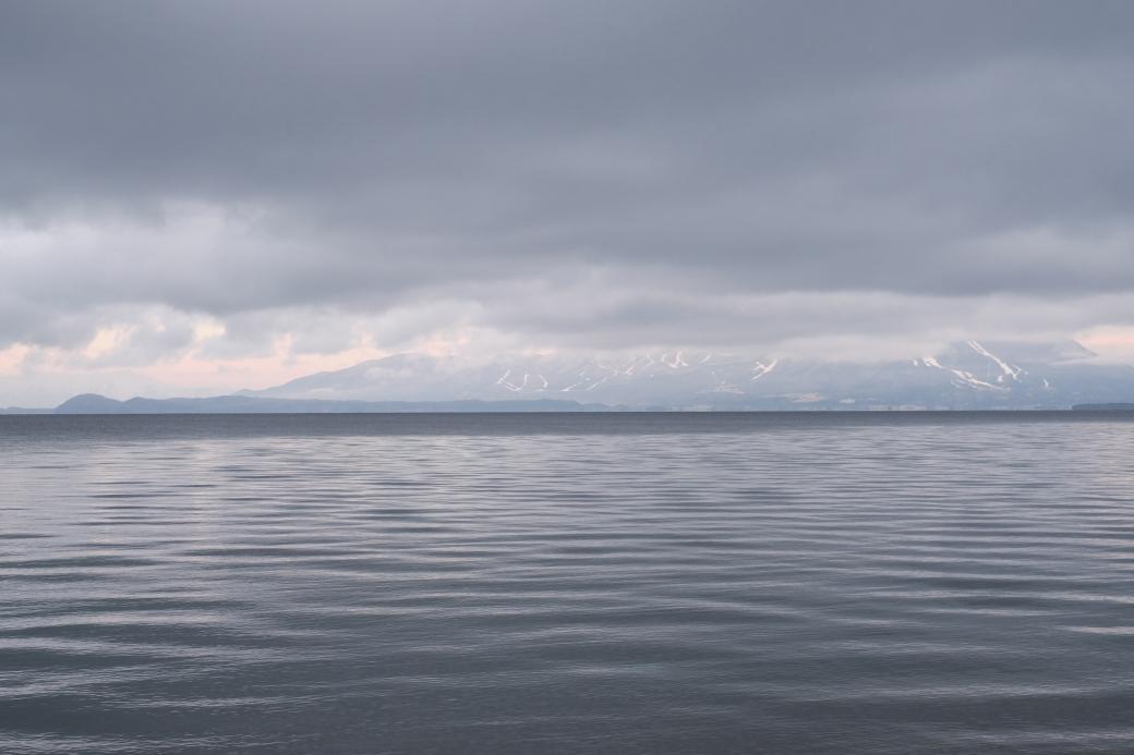 穏やかな猪苗代湖 2020・01・18_e0143883_04583820.jpg