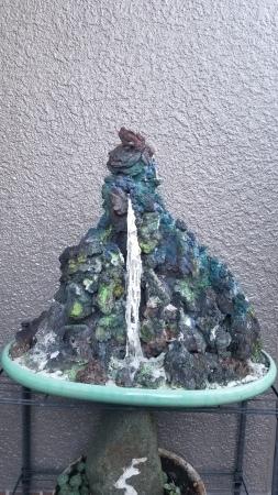 実景ロックアートシリーズ 『一本滝』_b0011584_07404286.jpg
